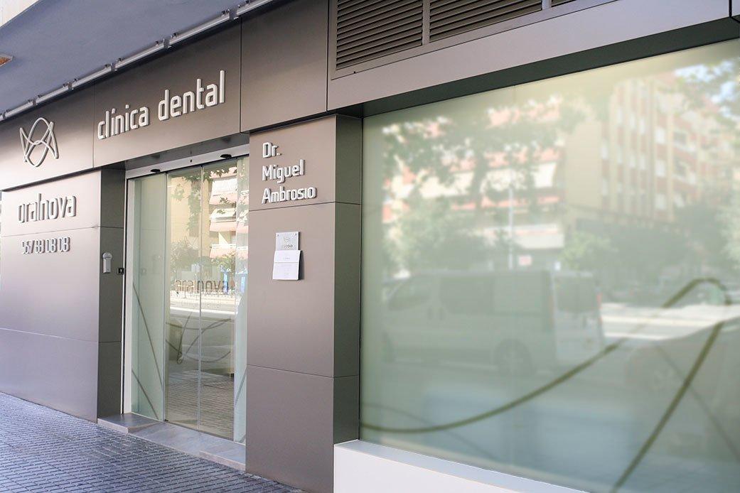 Clinica dental Oralnova